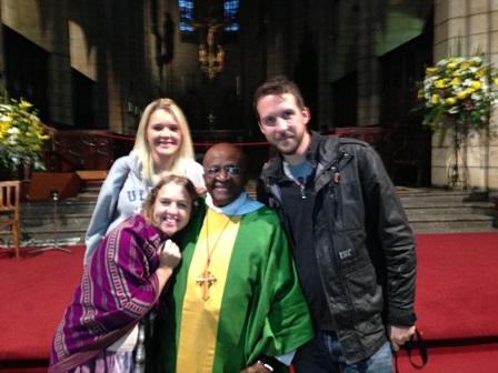 Toby Dixon Desmond Tutu